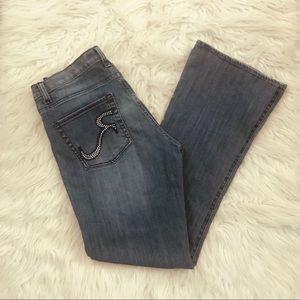 Rock & Republic Kasandra Boot Cut Jeans